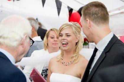 getrouwd trouwen
