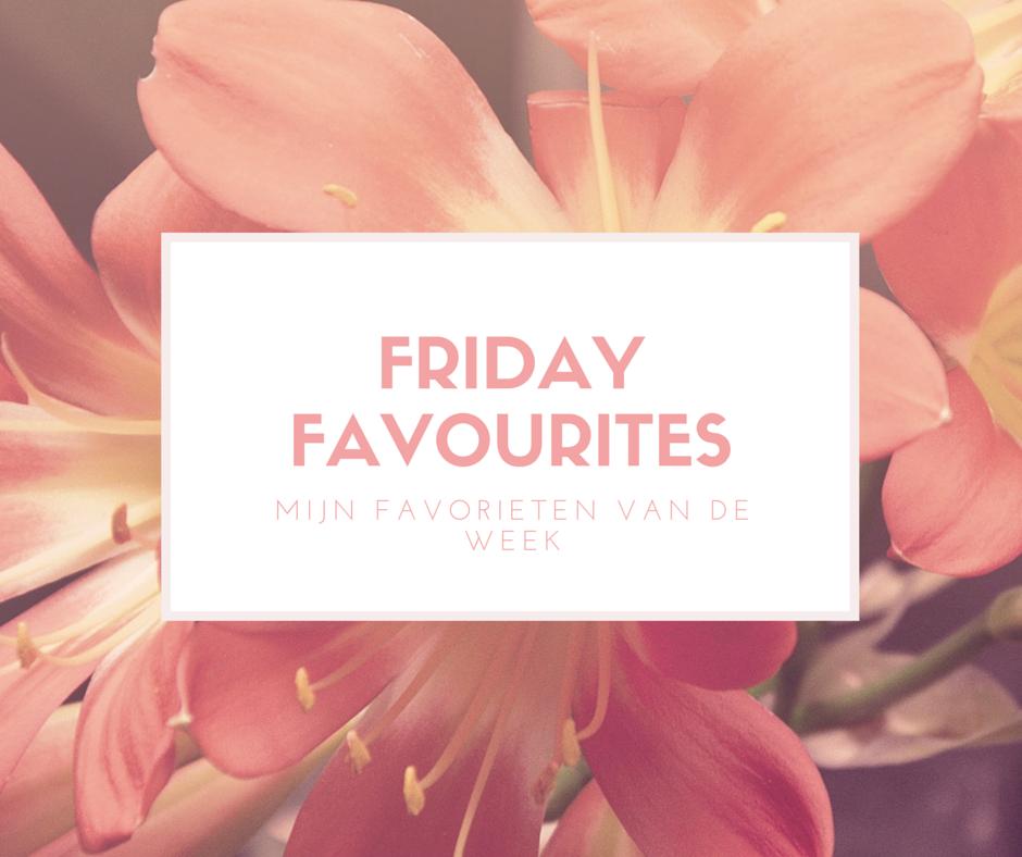 Friday favourites (1)