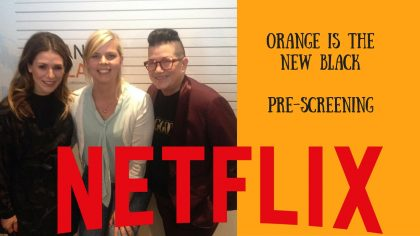 Orange is the New BlackPre-Screening