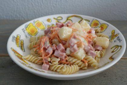 pasta-salade-hawai