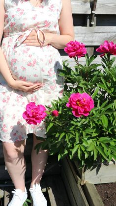 28 weken zwanger 1