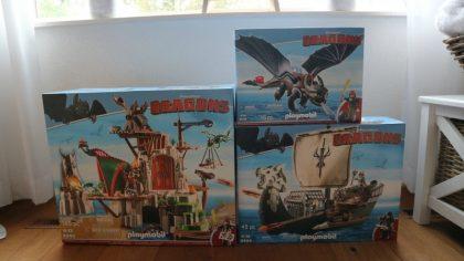 playmobil dragons 1